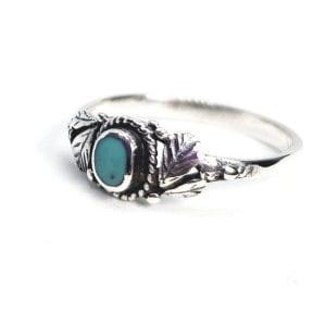 טבעת טורקיז