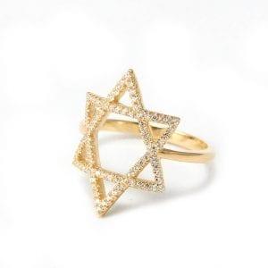 טבעת מגן דוד