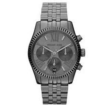 שעון שחור מטאל