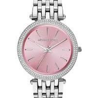 שעון נשים כסוף