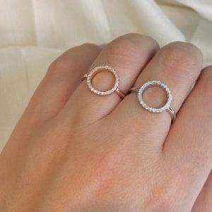 טבעת עיגול