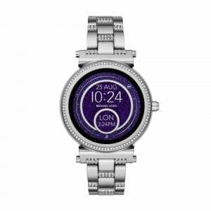 שעון יד חכם מייקל קורס – MICHAEL KORS SMART WATCH – MKT5036
